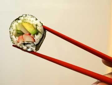 Medium Rolls Instruction For Making Great Sushi