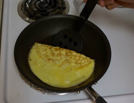 Egg In Pan 2