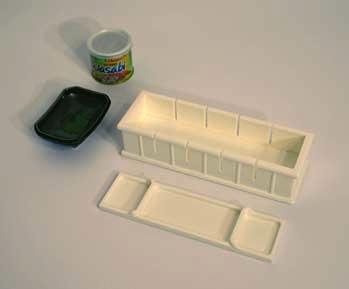 sushi box mold