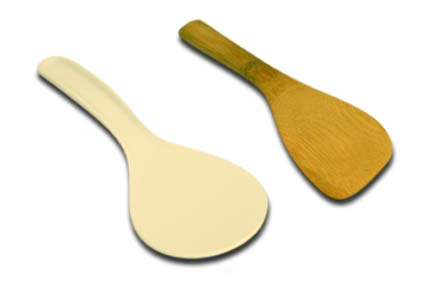 rice paddles
