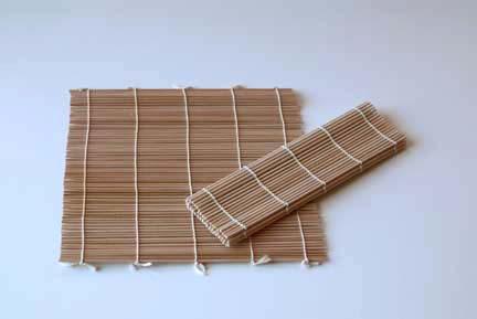 sushi mats