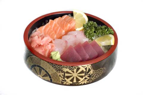 chirashi zushi